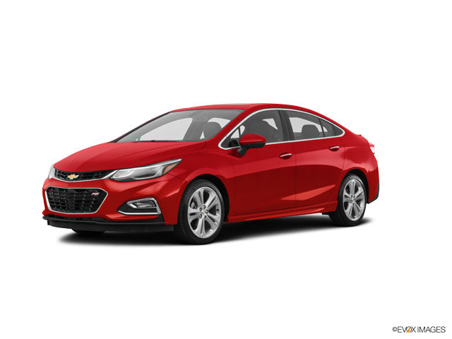 2016 Chevrolet Cruze PREMIER Sedan Merriam KS