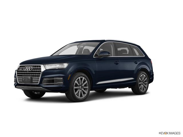 2017 Audi Q7 PREMIUM PLUS SUV Apex NC