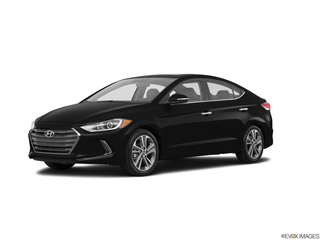 2017 Hyundai Elantra LIMITED 4dr Car