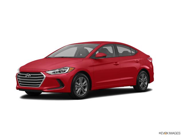 2017 Hyundai Elantra LIMITED 2.0L AUTO  NC