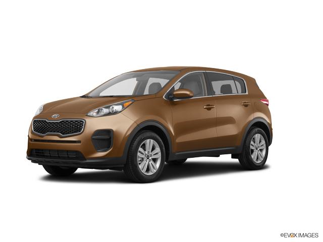 2017 Kia Sportage LX FWD  NC
