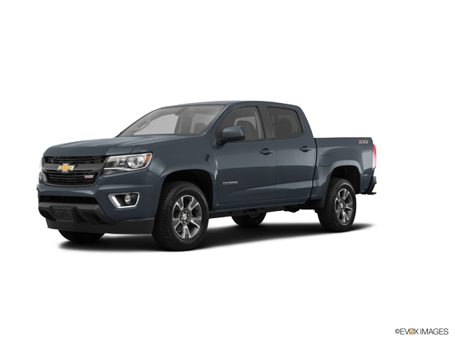 2017 Chevrolet Colorado Z71 4x2 Z71 4dr Crew Cab 5 ft. SB Myrtle Beach SC