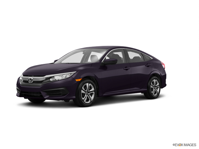 2017 Honda Civic LX CVT Norwood MA