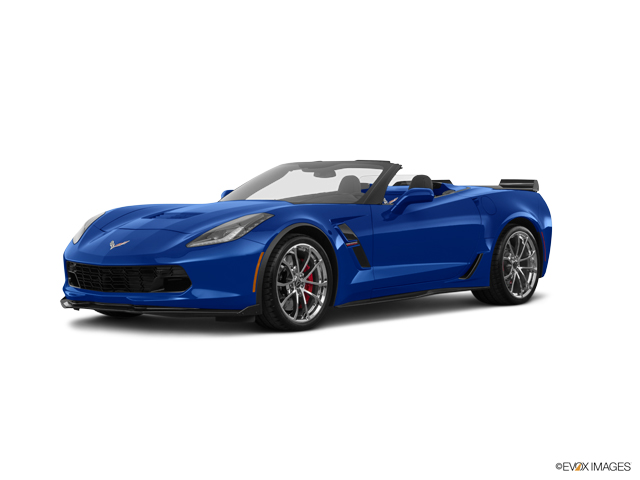2017 Chevrolet Corvette GRAND SPORT 3LT Coupe Merriam KS
