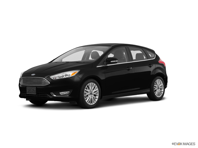 2017 Ford Focus SEL Hatchback Durham NC