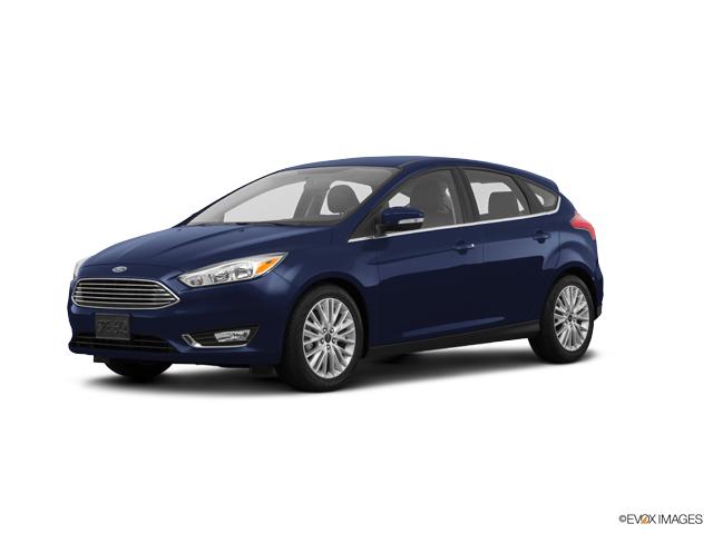 2017 Ford Focus SEL  VA