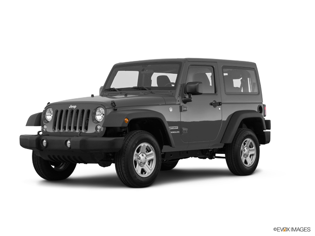 2017 Jeep Wrangler SPORT Wilmington NC