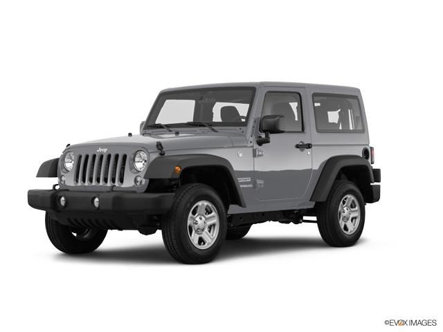 2017 Jeep Wrangler SPORT Raleigh NC
