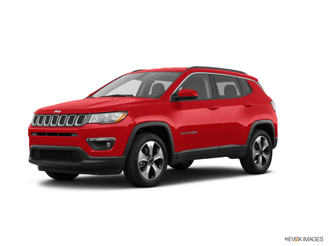 2017 Jeep Compass LATITUDE SUV North Charleston SC