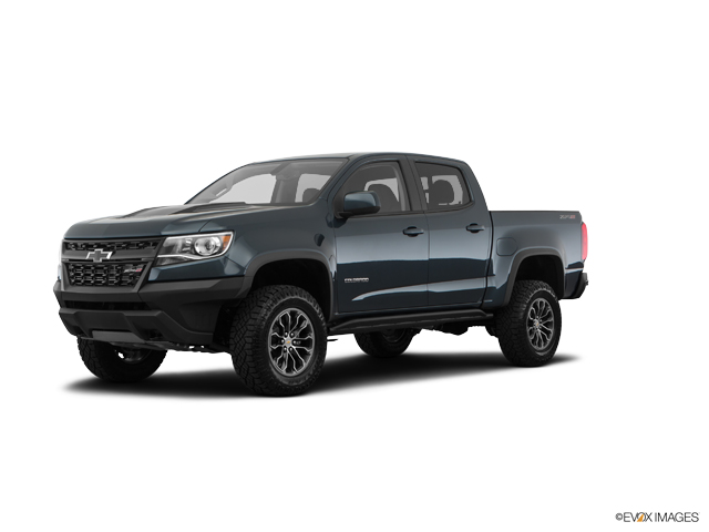 2017 Chevrolet Colorado 4WD ZR2 Pickup Apex NC