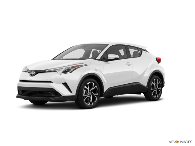 2018 Toyota C-HR XLE XLE FWD Sport Utility Merriam KS