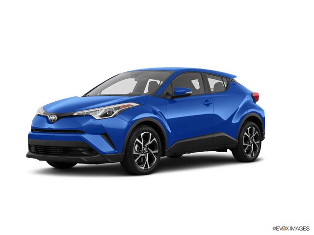 2018 Toyota C-HR XLE XLE FWD Sport Utility Merriam KS