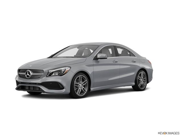 2018 Mercedes-Benz CLA CLA 250 4dr Car Winston-Salem NC