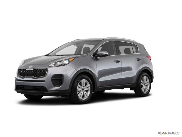 2018 Kia Sportage LX FWD  NC