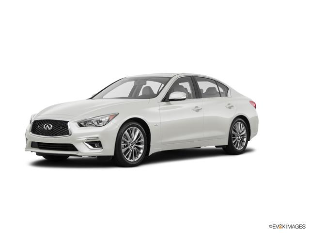 2018 INFINITI Q50 3.0T LUXE 4dr Car Midlothian VA