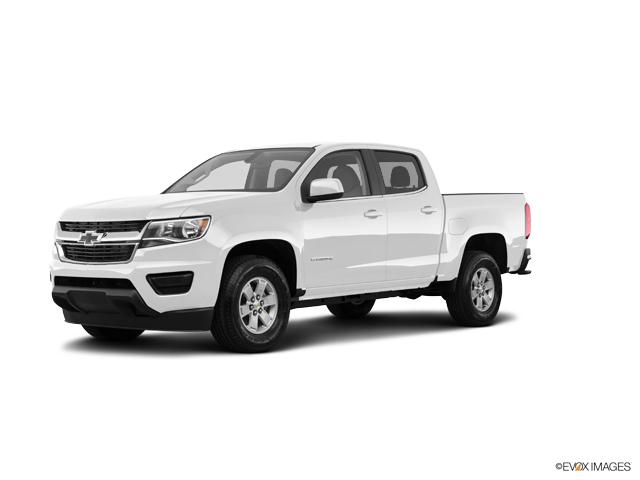 2018 Chevrolet Colorado WORK TRUCK  NC