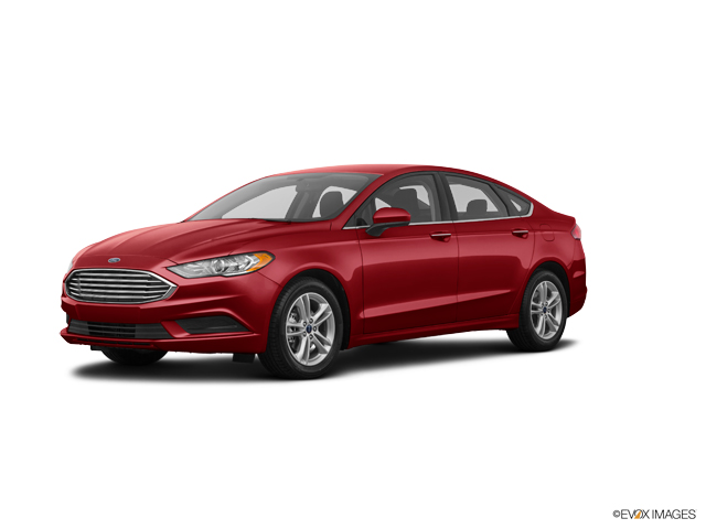 2018 Ford Fusion SE Greensboro NC