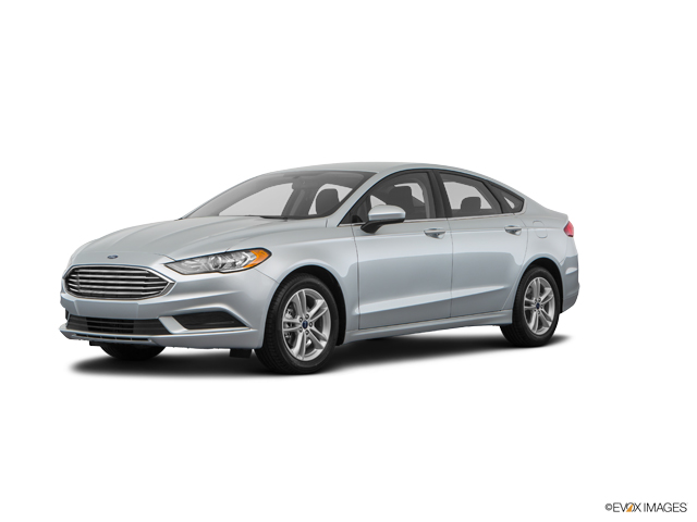 2018 Ford Fusion SE Lexington NC