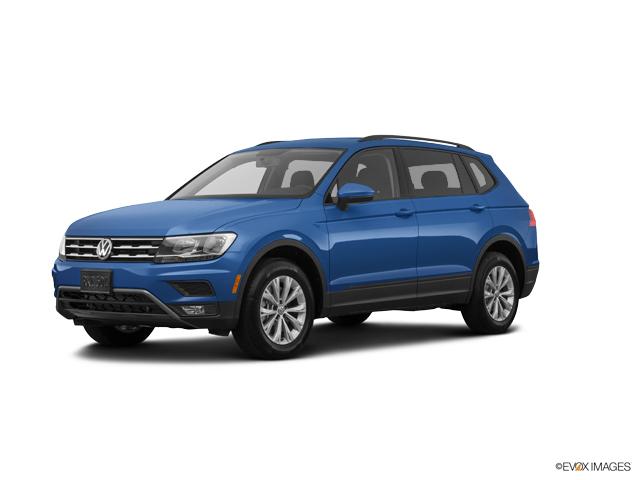 2018 Volkswagen Tiguan S Sport Utility