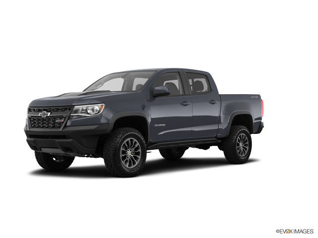 2018 Chevrolet Colorado ZR2 Raleigh NC