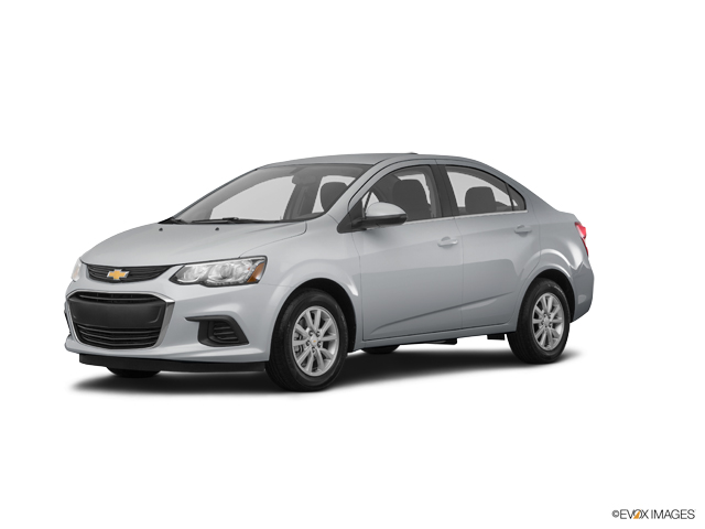 2018 Chevrolet Sonic LT Raleigh NC
