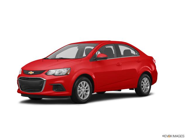 2018 Chevrolet Sonic LT Raleigh NC