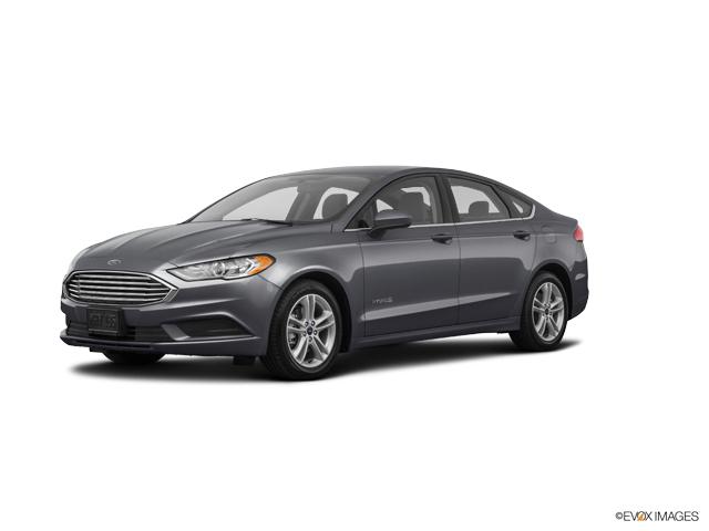 2018 Ford Fusion Hybrid S Alexandria VA