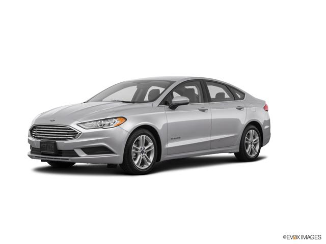 2018 Ford Fusion Hybrid S Leesburg VA