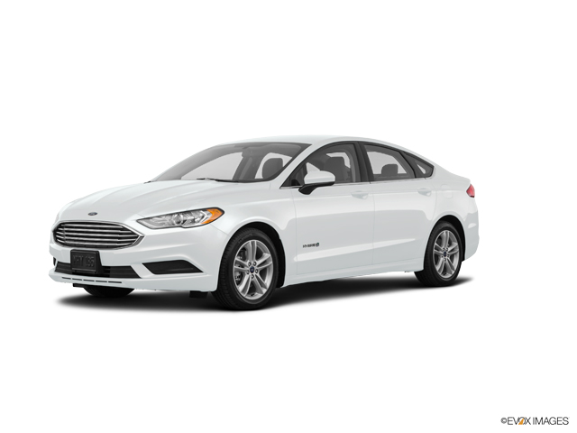 2018 Ford Fusion Hybrid S Chapel Hill NC