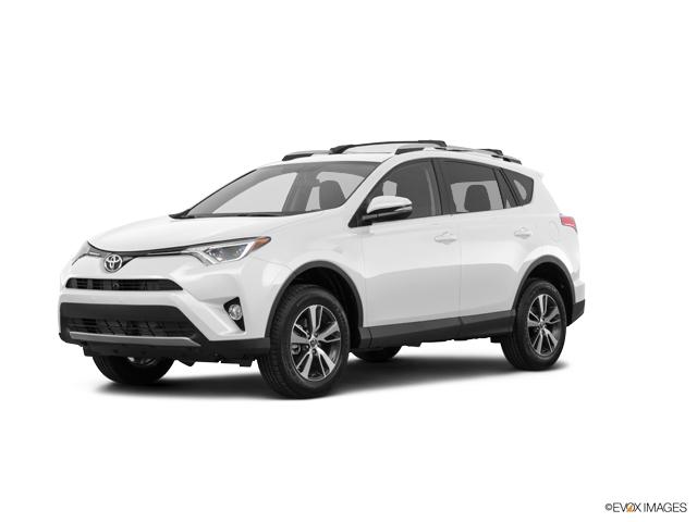 2018 Toyota RAV4 XLE Sport Utility