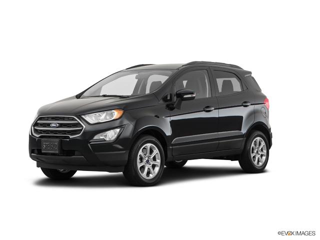 2018 Ford EcoSport SE Alexandria VA