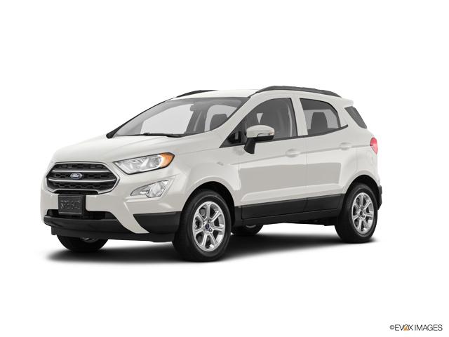2018 Ford EcoSport SE  VA