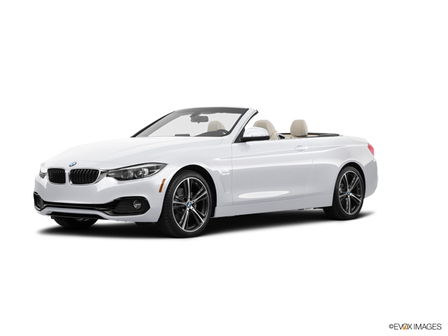 2018 BMW 4 Series 430I CONVERTIBLE Wake Forest NC
