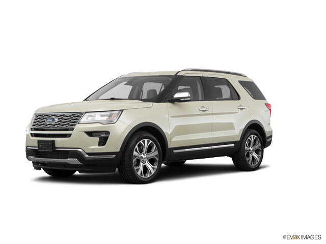 2018 Ford Explorer PLATINUM Rocky Mt NC