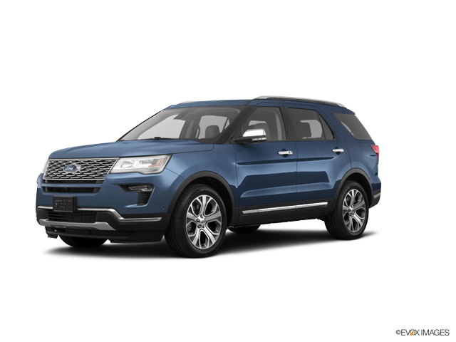 2018 Ford Explorer PLATINUM Raleigh NC