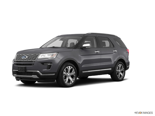2018 Ford Explorer PLATINUM  VA