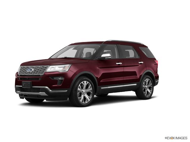 2018 Ford Explorer PLATINUM Manassas VA