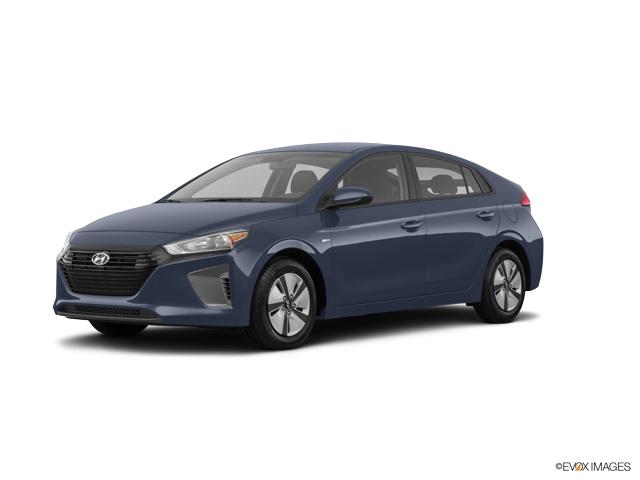 2018 Hyundai Ioniq Hybrid BLUE Hatchback Charlottesville VA