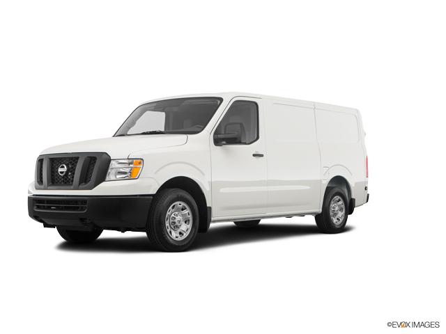 2018 Nissan NV Cargo SV Full-size Cargo Van  NC