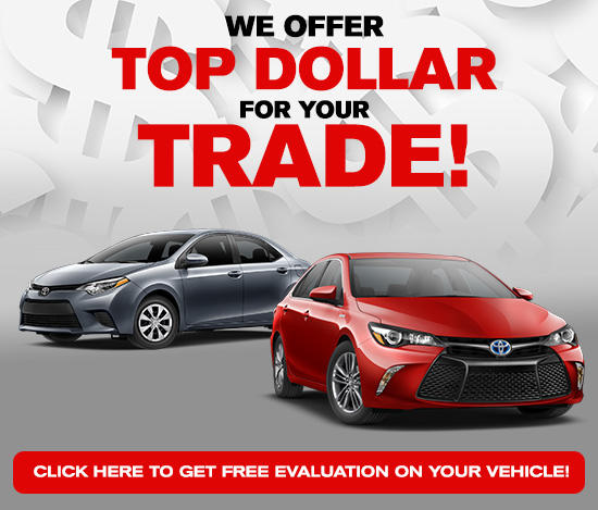 Get top dollar for your trade!