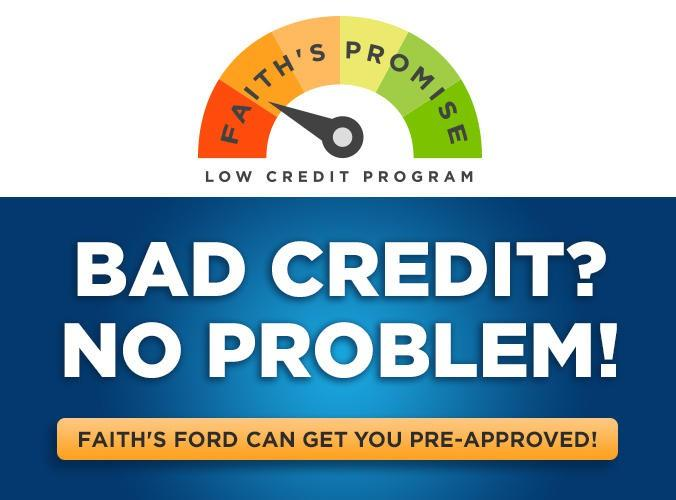 Guaranteed Credit Pre-Approval