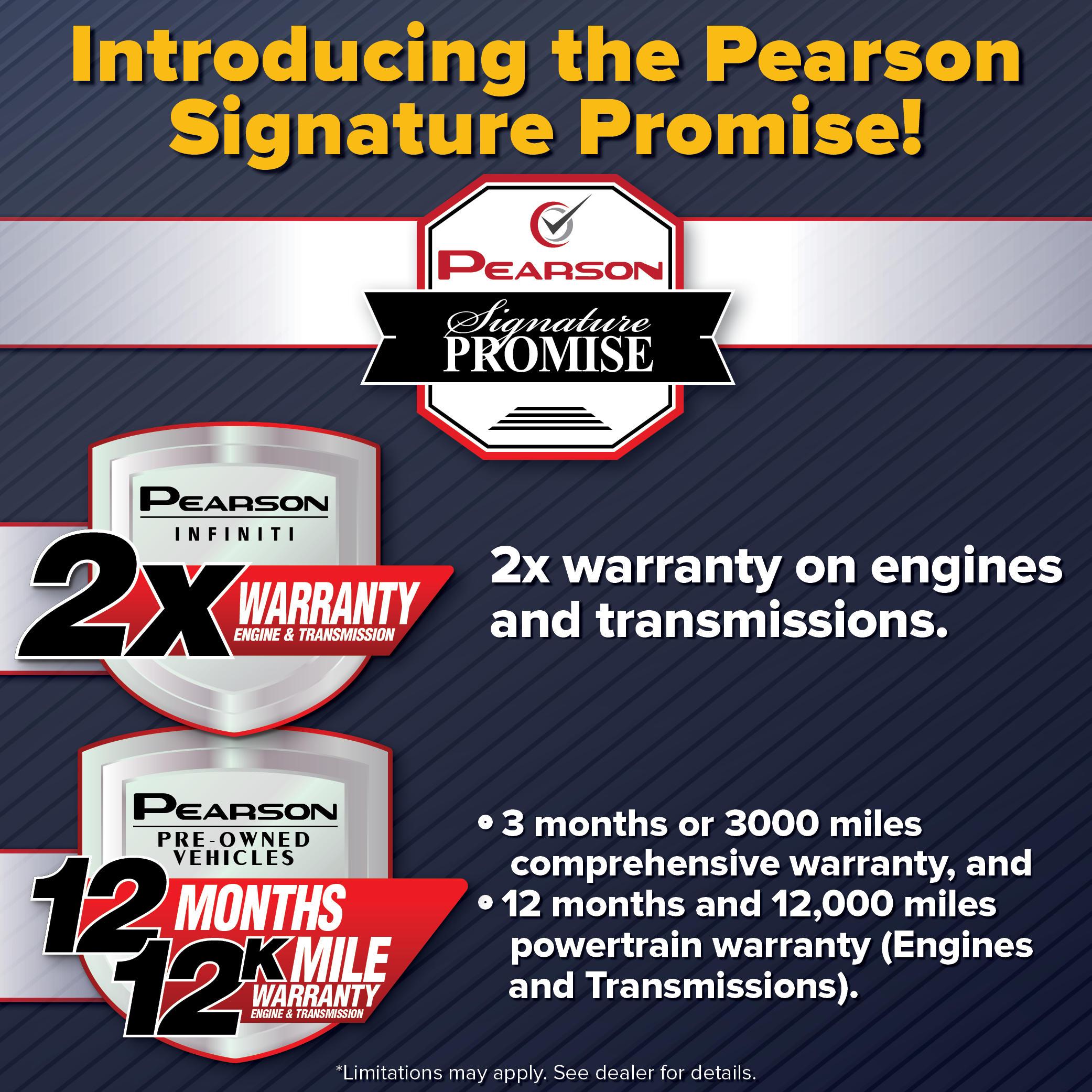 Pearson Promise