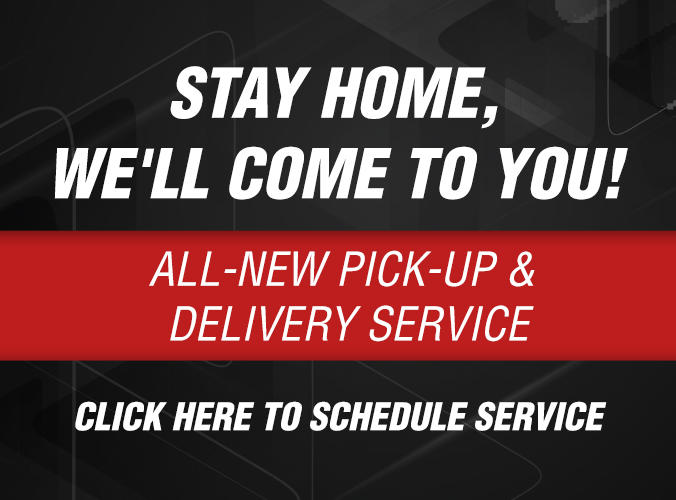Get All-New Pick-up And Delivery Service