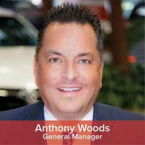 Anthony Woods