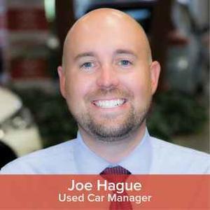 Joe Hague