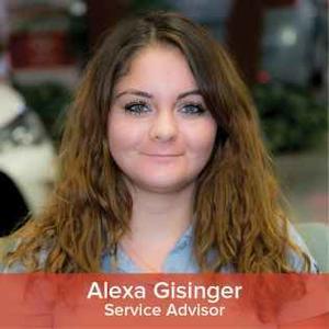 Alexa Gisinger