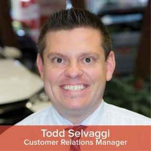 Todd Selvaggi