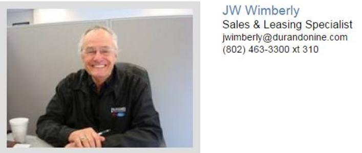 JW Wimberly