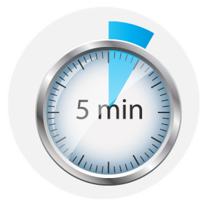 5 Minute Approval