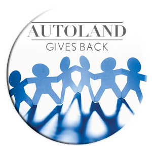 Autoland Gives Back